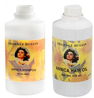 Shahnaz Husain Shampoo and Oil
