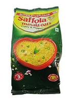 Saffola Oats Curry Pepper Super Saver Pack 400g