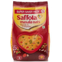 Saffola Oats Masala Corriander  Super Saver Pack 400g