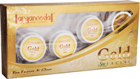 Aryanveda 6pc Gold Facial Kit