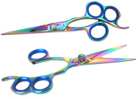 3 Ring hair Cutting Shears