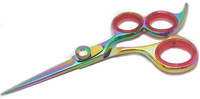 3 Ring Hair Cutting Shears Scissors