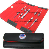 9 piece Black head extractor tool kit
