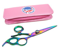Swivel Thumb Hair Cutting Shears