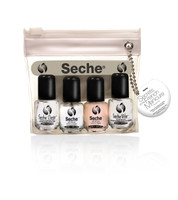 Seche French Travel Kit Nail Laquer