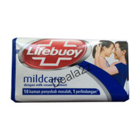 3 x Lifebuoy MildCare Antibacterial Soap 70gm