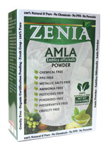 100g Zenia Amla Powder Box