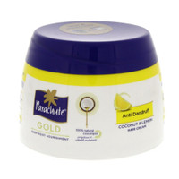 Parachute Gold Coconut Hair Cream Coconut & Lemon (Anti Dandruff) 140ml