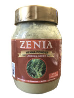 125g Zenia Henna Powder Bottle 100% Natural