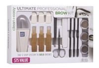 Clean + Easy Ultimate Professionals Brow Kit