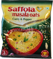 Saffola Masala Oats Curry & Pepper 40g