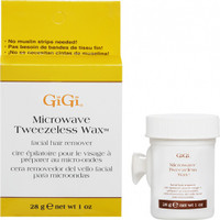 Gigi Microwave Formula Tweezeless Wax #0255