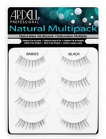 Ardell Black Eyelashes Natural BABIES #61486