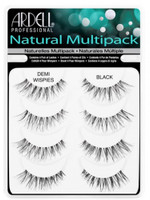 Ardell Black Multipack False Eyelashes Demi Wispies #61494