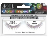 Ardell Color Impact 110 Plum Lashes #61476