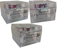 Shahnaz Husain Diamond 3pc Facial Kit Cream Mask Scrub