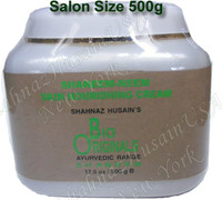 Salon Size Neem Skin Nourishing Massage Cream