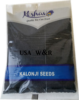 Kalongi Seed Blackseed  Nigella sativa