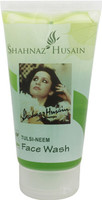 Shahnaz Husain Tulsi Neem Face Wash For Acne pimples