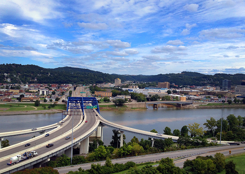 Five  Places We Love in our Hometown - Charleston, WV