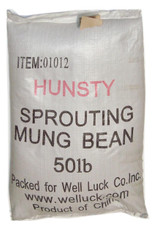 01012	SPROUTING MUNG BEAN	50 LBS