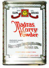 21227	CURRY POWDER	SUN 12/1 LB