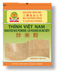 21311	ROASTED RICE POWDER	GOLDEN BELL #311 50/3 OZ