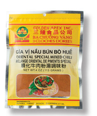 21332	ORIENTAL SPECIAL MIX SPICES	GOLDEN BELL #307 50/4 OZ