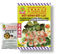 21334	CLEAR ROLL CAKE FLOUR	GOLDEN BELL #208 50/12 OZ
