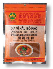 21338	ORIENTAL BEEF SPICES	GOLDEN BELL #310 50/4 OZ