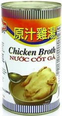 21964	CHICKEN BROTH	NEW CHOICE 12/46 OZ