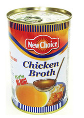 21990	CHICKEN BROTH (NO MSG)	NEW CHOICE 12/14 OZ