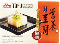 22497	TOFU SOFT RED	MORI NU 12/12 OZ