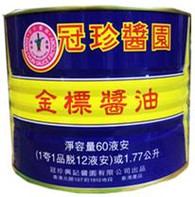 23350	GOLD LABEL SOY SAUCE	KC 6/5 LB