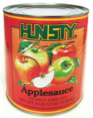 24701	APPLE SAUCE	HUNSTY 6/100 OZ
