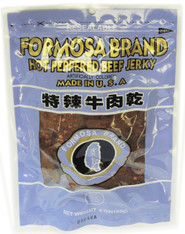 31175	BEEF JERKY HOT PEPPER FLV	FORMOSA 20/6 OZ