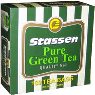 33011	PURE GREEN TEA	STASSEN #SGT0100 24/100 BGS