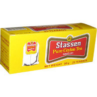 33016	PURE BLACK TEA	STASSEN #SBT0025 24/25 BGS