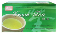 33121	CHINESE GREEN TEA BAG	HUNSTY 40/7 OZ(100BG)