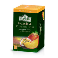 33236	AHMAD TEA PEACH & PASSION FRUI	AHMAD #699 6/20 CT FOI