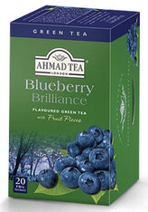 33259	AHMAD TEA BLUEBERRY BRILLIANCE	AHMAD #701 6/20 CT FOI