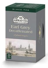 33261AHMAD TEA DECAFF EARL GREYAHMAD #842 6/20 CT FOIL BA