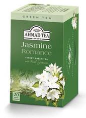 33262AHMAD TEA JASMINE ROMANCEAHMAD #565 6/20 CT FOIL BAG