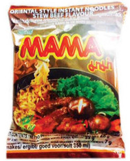 42858	INST NOODLES STEW BEEF FLAVOR	MAMA 6/30/55 G