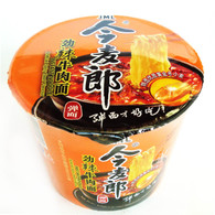 42922	INT/NDL ART/SPICY BEEF FLV(BUL	HUA LONG/ JML 12/119 G