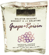 43208	GELATIN DESSERT GRAPE FLV	HUNSTY 12/24 OZ