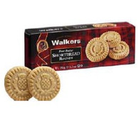 43326	CLASSIC SHORTBREAD ROUNDS	WALKERS #140 12/5.3OZ