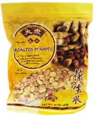 43440	ROASTED PEANUTS	KH 20/16 OZ