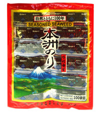 43450	SEASONED SEAWEED ORIGINAL	BEN ZHOU 20/100/3 PC