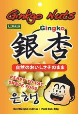 43501	GINKO NUTS SNACK	LORAIN 30/80 GM